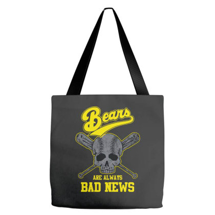Bad News Bears Tote Bags Designed By Just4you