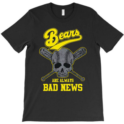 Bad News Bears T-shirt Designed By Just4you