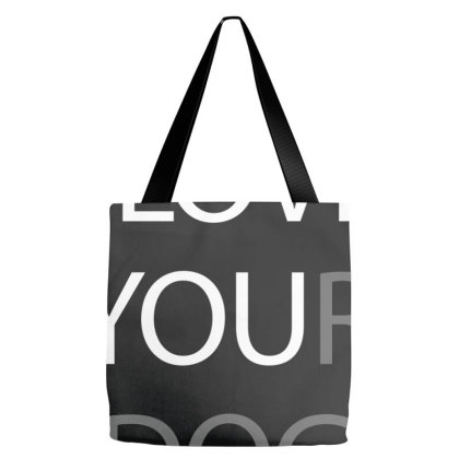 I Love You Tote Bags Designed By Waroenk Design