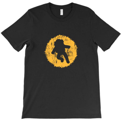 Astronaut Lover T-shirt Designed By Sr88
