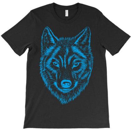 Wolf T-shirt Designed By Estore