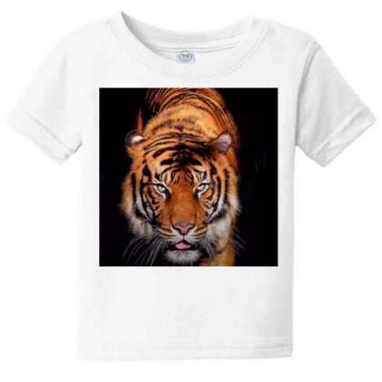 Tiger Baby Tee Designed By Vj4170