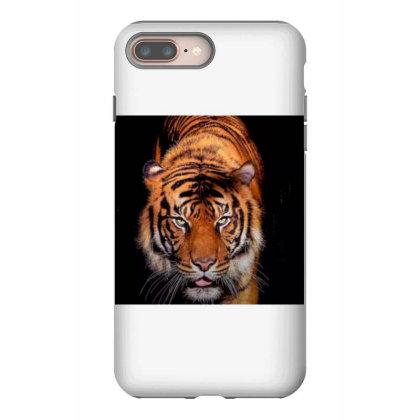 Tiger Iphone 8 Plus Case Designed By Vj4170
