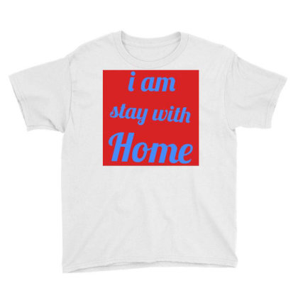 Stay Youth Tee Designed By Vj4170