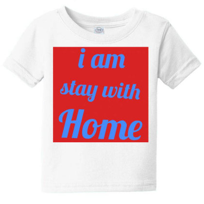 Stay Baby Tee Designed By Vj4170