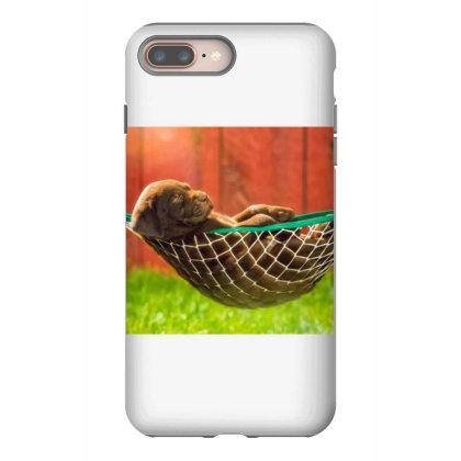 Dog Sleep Iphone 8 Plus Case Designed By Vj4170