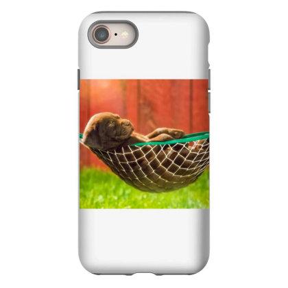 Dog Sleep Iphone 8 Case Designed By Vj4170