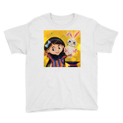 Magic Youth Tee Designed By Vj4170