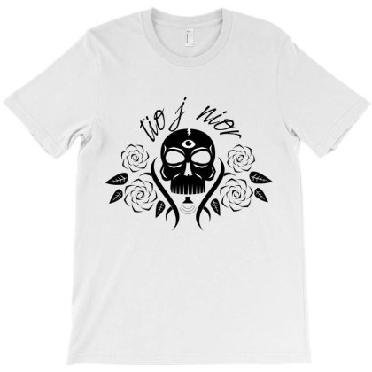 Skull T-shirt Designed By Estore
