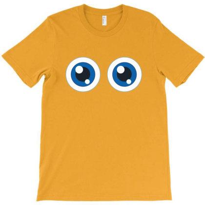 Eyes T-shirt Designed By Estore