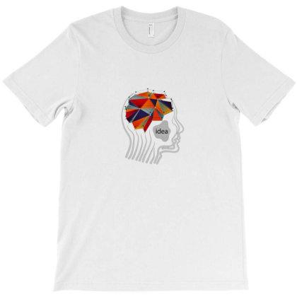 Idea T-shirt Designed By Uniquetouch