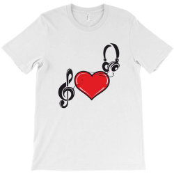 Love music T-Shirt | Artistshot