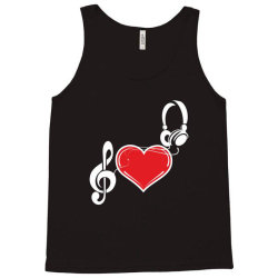 Love music Tank Top   Artistshot