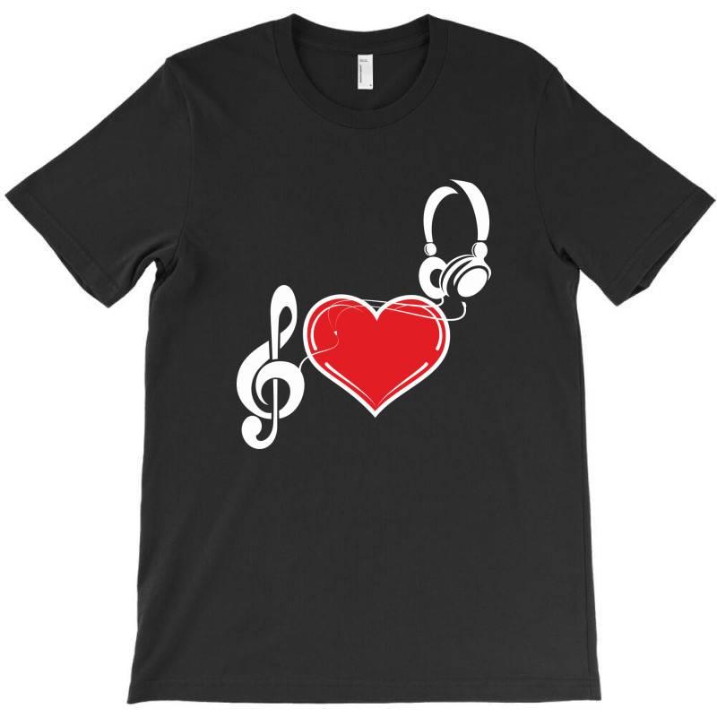 Love Music T-shirt   Artistshot