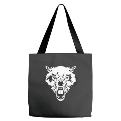 Wolf Tote Bags Designed By Estore