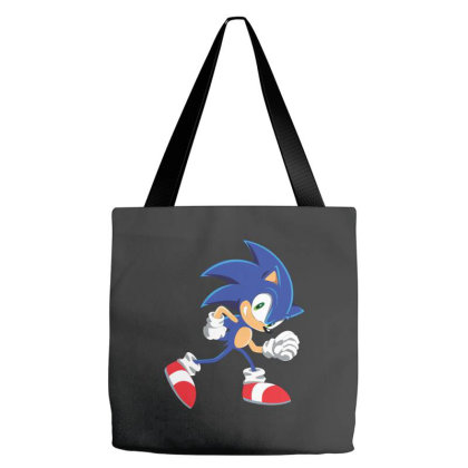 Sonic Tote Bags Designed By Estore