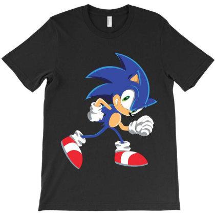 Sonic T-shirt Designed By Estore