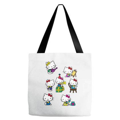 Hello Kitty Tote Bags Designed By Estore