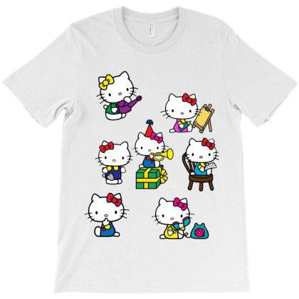 Hello Kitty T-shirt Designed By Estore