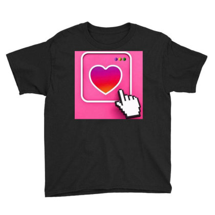 Love To People Youth Tee Designed By Vj4170