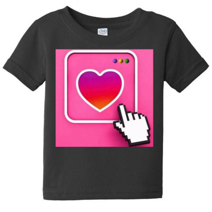 Love To People Baby Tee Designed By Vj4170