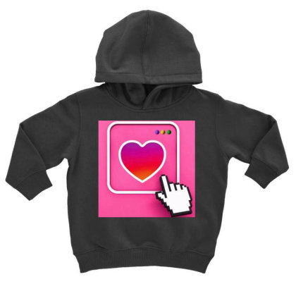 Love To People Toddler Hoodie Designed By Vj4170