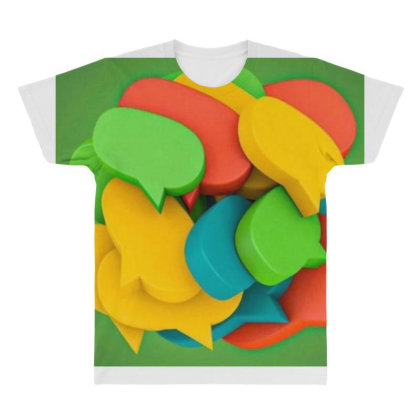 Activity All Over Men's T-shirt Designed By Vj4170