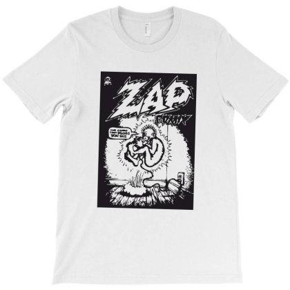 Zap T-shirt Designed By Estore