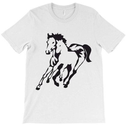 Horse T-shirt Designed By Estore