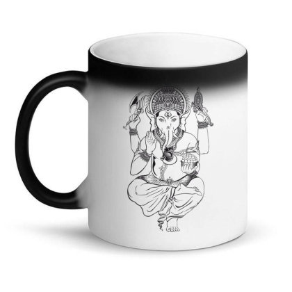 India Magic Mug Designed By Estore