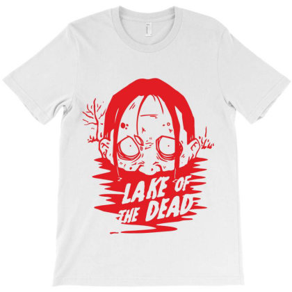 Lake Of The Dead T-shirt Designed By Estore