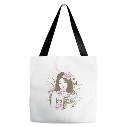 Girl Tote Bags Designed By Estore