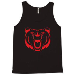 Bear Tank Top | Artistshot