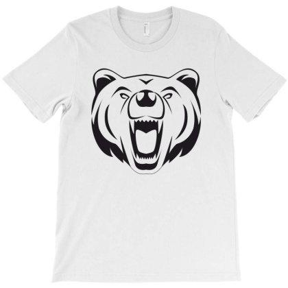 Bear T-shirt Designed By Estore