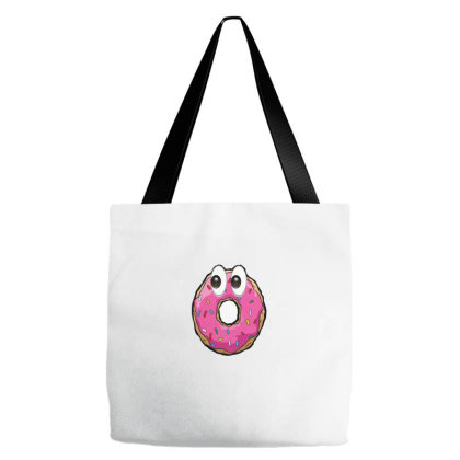 Doughnut Tote Bags Designed By Uniquetouch