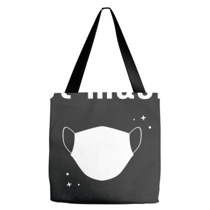 Got Mask Tote Bags Designed By Honeysuckle
