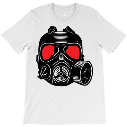 Mask T-shirt Designed By Uniquetouch