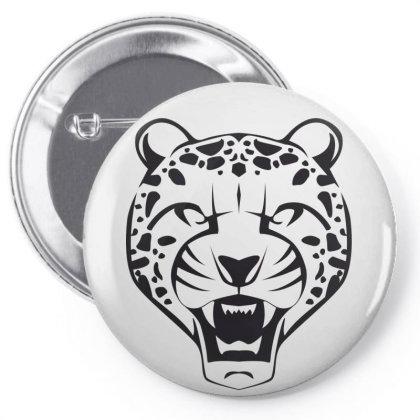 Leopard Pin-back Button Designed By Estore