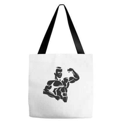 Bodybuilding Tote Bags Designed By Estore