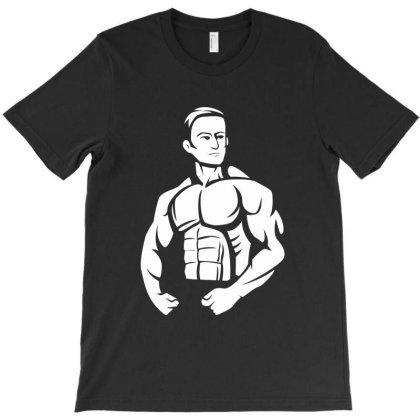 Bodybuilding T-shirt Designed By Estore