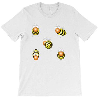 Bee T-shirt Designed By Estore
