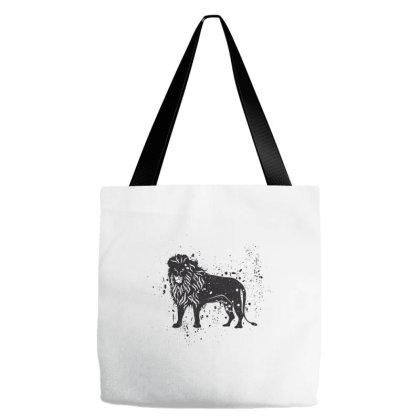 Lion Tote Bags Designed By Estore
