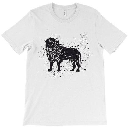 Lion T-shirt Designed By Estore