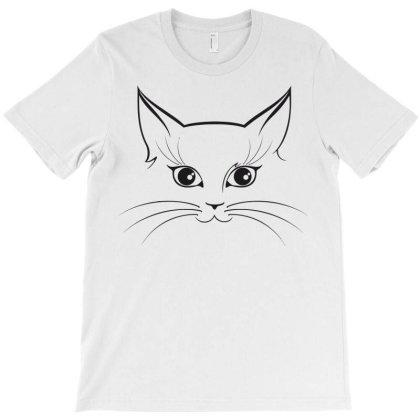 Cat T-shirt Designed By Estore