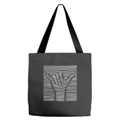 3d Shaka Tote Bags Designed By Dirjaart