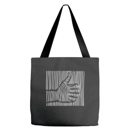3d Thumbs Up Tote Bags Designed By Dirjaart