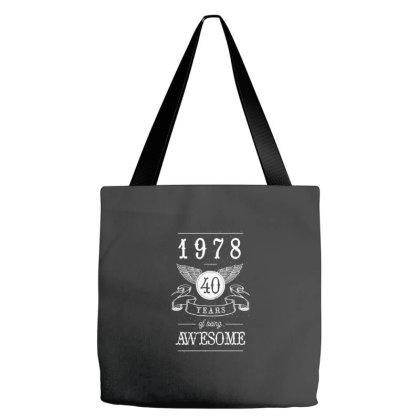 40 Years Awesome Tote Bags Designed By Dirjaart