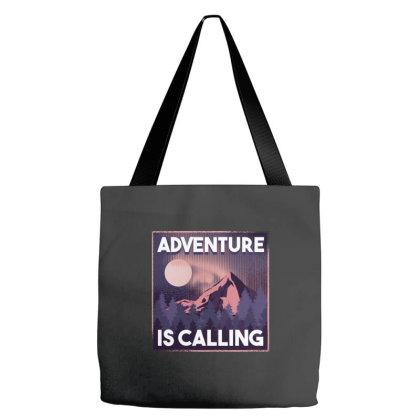 Adventure Is Calling Tote Bags Designed By Dirjaart