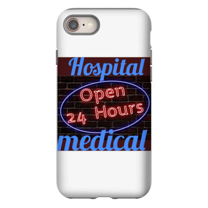 24 Hours Iphone 8 Case Designed By Vj4170