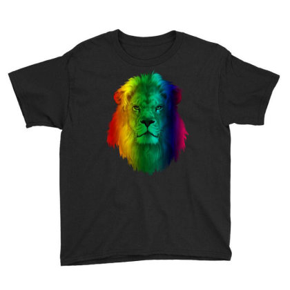 Lgbt Leon Youth Tee Designed By Gurkan